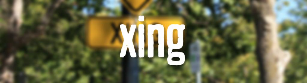 Mein Xing-Profil